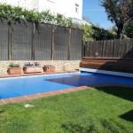 cubiesrta piscina madera
